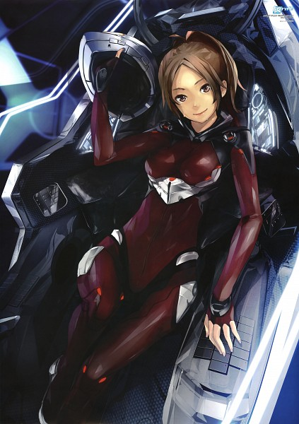 Shinomiya Ayase - GUILTY CROWN
