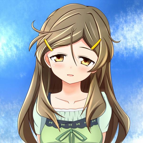 Tags: Anime, Pixiv Id 3215717, Vividred Operation, Shinomiya Himawari, Fanart