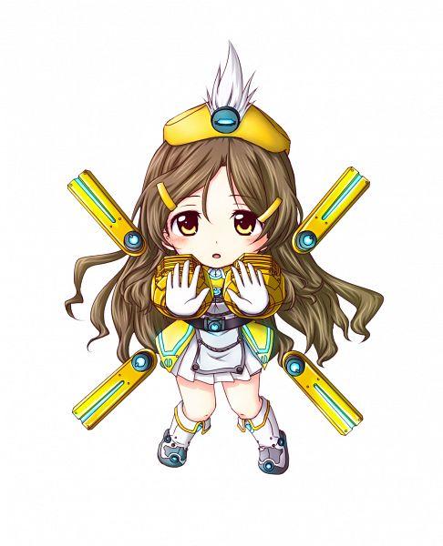 Tags: Anime, Kuena, Vividred Operation, Shinomiya Himawari