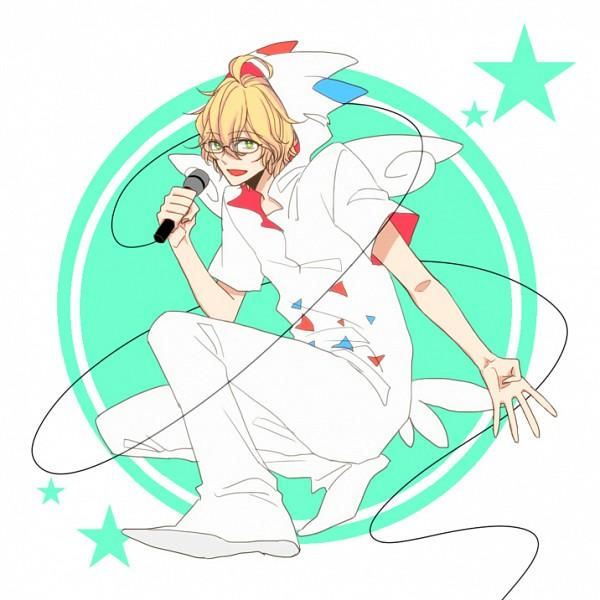 Tags: Anime, Pixiv Id 167411, Uta no☆prince-sama♪, Shinomiya Natsuki, Togekiss (Cosplay), Pokémon (Cosplay), Pixiv, Fanart