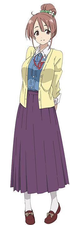Shinomiya Shiori - Sakura Quest