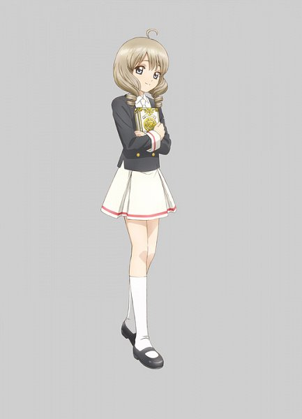 Shinomoto Akiho - Cardcaptor Sakura: Clear Card-hen