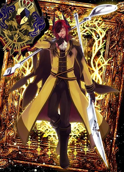 Tags: Anime, Shinri Mitsuba, Pixiv, Original