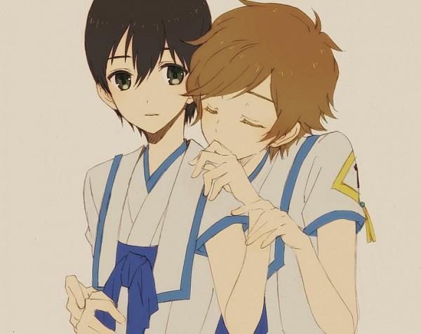 Tags: Anime, Pixiv Id 4752672, Shinsekai Yori, Aonuma Shun, Asahina Satoru, Pixiv, From The New World