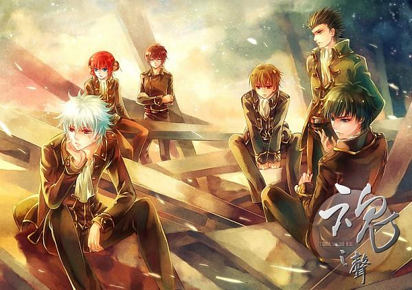 Shinsengumi Rebellion Arc - Gintama