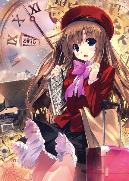 Tags: Anime, Shintaro, Eshi 100-nin Ten 05, Scan, Mobile Wallpaper, Original