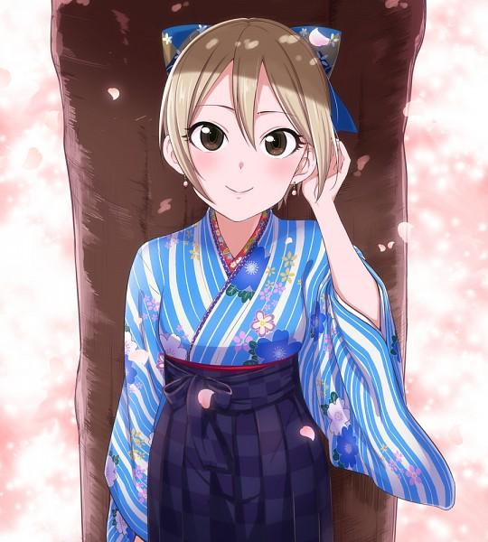 Tags: Anime, Tokita Arumi, THE iDOLM@STER: Cinderella Girls, Shiomi Shuuko, Fanart, Fanart From Pixiv, PNG Conversion, Pixiv