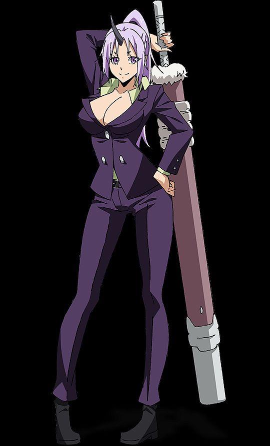 Shion (Tensei Shitara Slime Datta Ken) - Tensei Shitara Slime Datta Ken