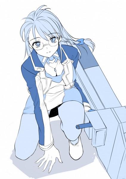 Tags: Anime, Takeuchi Aya, Xenosaga, Shion Uzuki, Fanart
