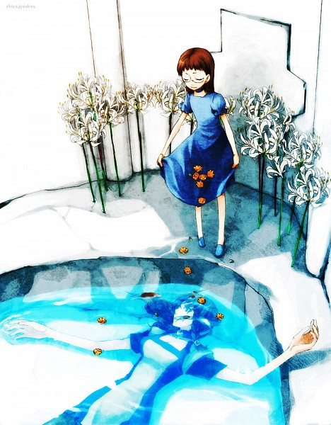 Tags: Anime, Pixiv Id 82156, Xenosaga, Shion Uzuki