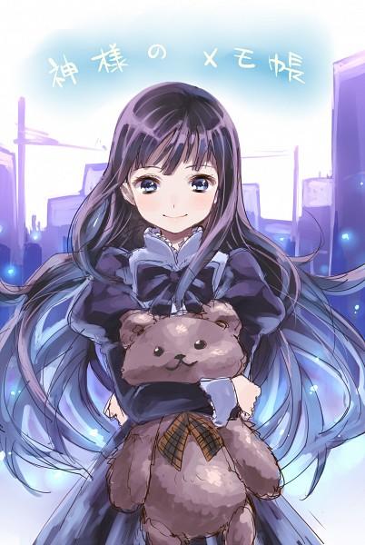 Tags: Anime, GAN (Shanimuni), Kami-sama no Memo-chou, Shionji Yuuko, Mobile Wallpaper