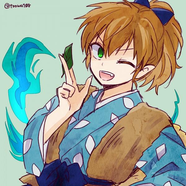 Tags: Anime, 108 (artist), InuYasha, Shippo