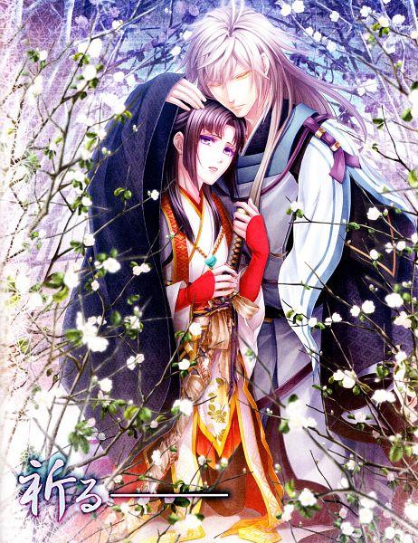 Shirahana no Ori ~Hiiro no Kakera 4~ (Scarlet Fate: Fragments Of The Past) - Hiiro no Kakera
