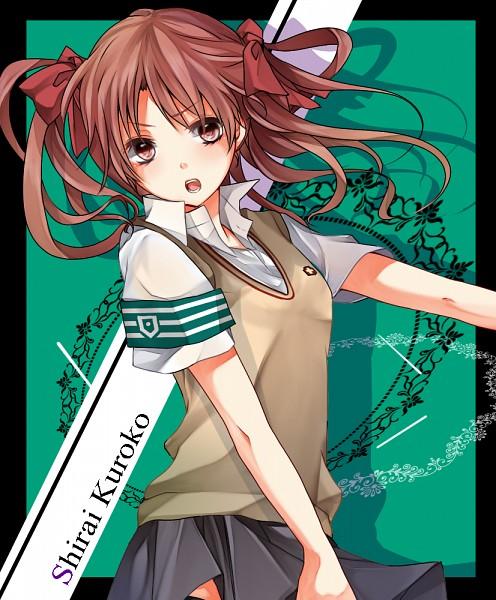 Tags: Anime, Harukawa Haru, To Aru Majutsu no Index, Shirai Kuroko