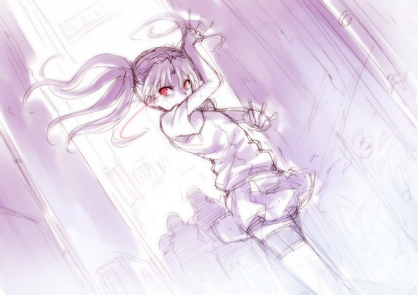 Tags: Anime, Isshi Pyuuma, To Aru Majutsu no Index, Shirai Kuroko