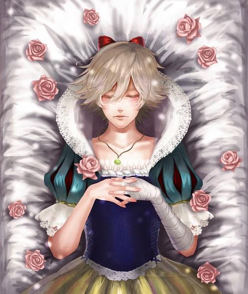 Tags: Anime, ∀Y∀, Tennis no Ouji-sama, Shiraishi Kuranosuke, Snow White (Cosplay), Fanart, Pixiv