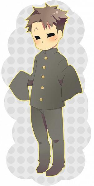 Shiraishi Minoru - Lucky☆Star