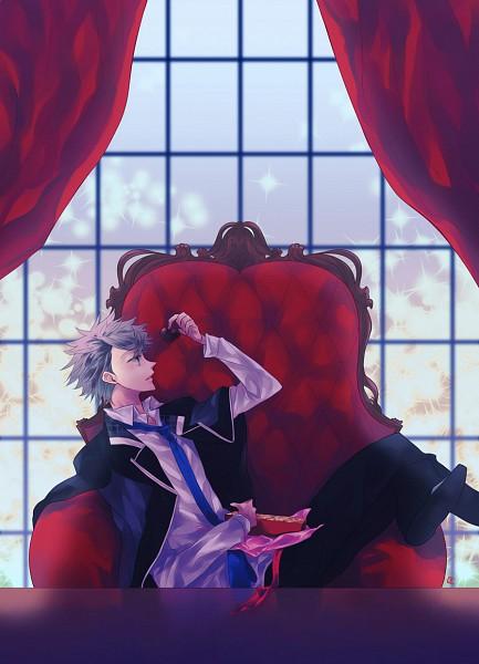 Tags: Anime, Starry☆Sky~, Shiranui Kazuki, Mobile Wallpaper, Starry☆Sky ~in Winter~