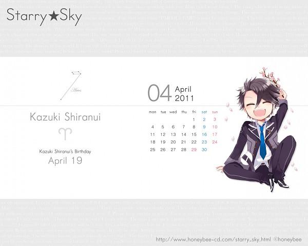 Tags: Anime, Starry☆Sky~, Shiranui Kazuki, Calendar (Source), Calendar 2011, Starry☆Sky ~in Winter~