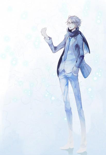 Tags: Anime, Yen, Starry☆Sky~, Shiranui Kazuki, Mobile Wallpaper, Fanart From Pixiv, Pixiv, Fanart, Starry☆Sky ~in Winter~