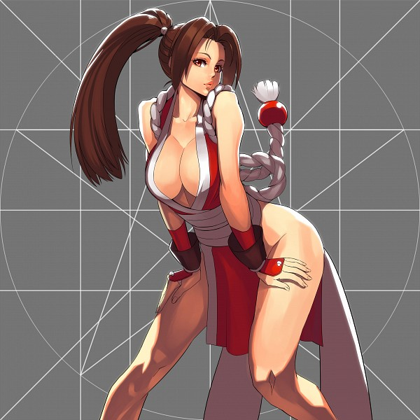 Shiranui Mai - The King of Fighters