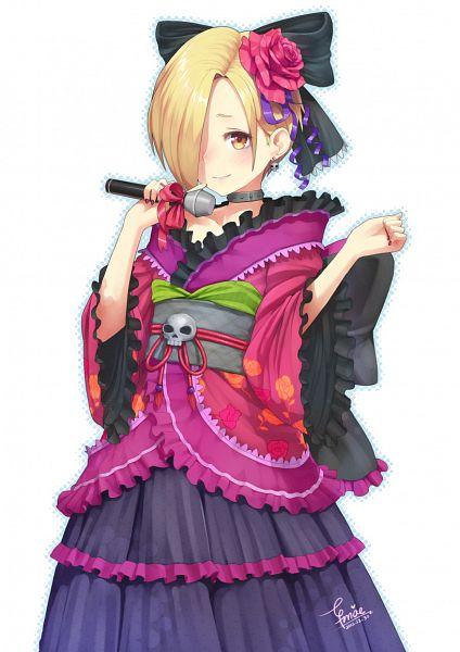 Tags: Anime, Efmoe, THE iDOLM@STER: Cinderella Girls, Shirasaka Koume, deviantART, Fanart, Koume Shirasaka