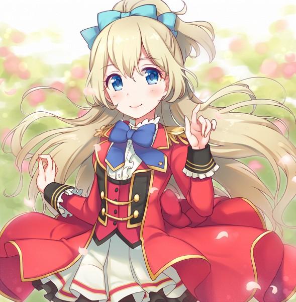 Tags: Anime, Maki (Natoriumu), Aikatsu Stars!, Shiratori Hime, Hime Shiratori