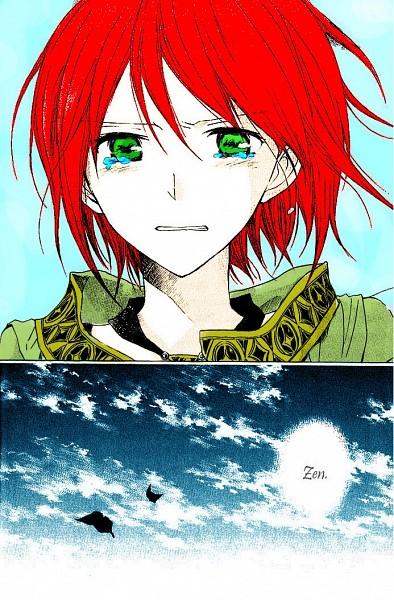 Tags: Anime, Akagami no Shirayukihime, Shirayuki (Akagami no Shirayukihime), Colorization, Mobile Wallpaper