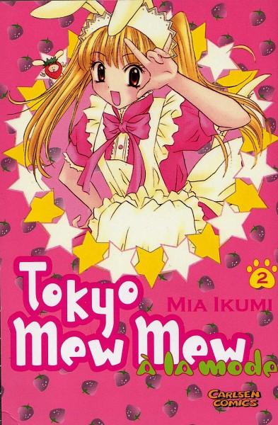 Shirayuki Berry - Tokyo Mew Mew