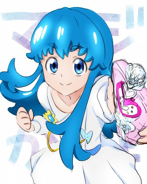 Tags: Anime, Pixiv Id 5087966, HappinessCharge Precure!, Shirayuki Hime, Pixiv, Fanart, Fanart From Pixiv