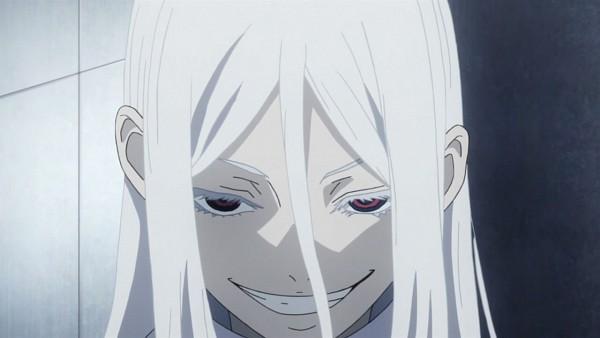 Tags: Anime, Deadman Wonderland, Shiro (Deadman Wonderland), Wretched Egg, Screenshot, Deadman