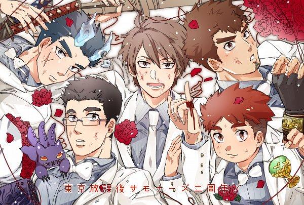 Shiro (Tokyo Afterschool Summoners) - Tokyo Afterschool Summoners