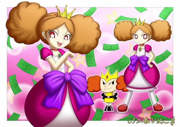 Shirogane Himeko - Power Puff Girls Z