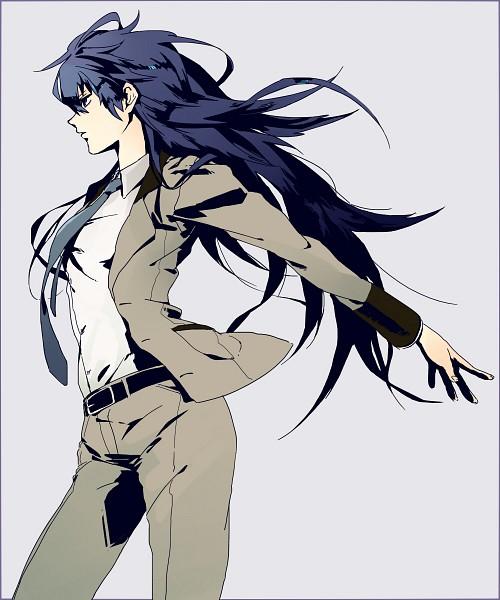 Tags: Anime, Pixiv Id 1515548, Persona X Detective Naoto, Shin Megami Tensei: PERSONA 4, Shirogane Naoto, Brown Jacket, Fanart, Fanart From Pixiv, Pixiv