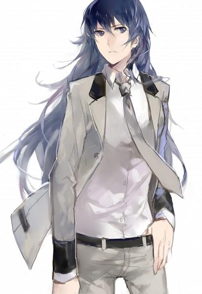 Tags: Anime, Cotta, Persona X Detective Naoto, Shin Megami Tensei: PERSONA 4, Shirogane Naoto, Pixiv, Mobile Wallpaper, Fanart, Fanart From Pixiv