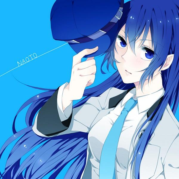 Tags: Anime, Mono43, Persona X Detective Naoto, Shin Megami Tensei: PERSONA 4, Shirogane Naoto, Pixiv, Fanart, Fanart From Pixiv