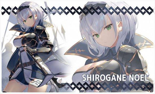 Tags: Anime, Shirogane Noel, Hololive, Noel Ch., Twitter, Fanart