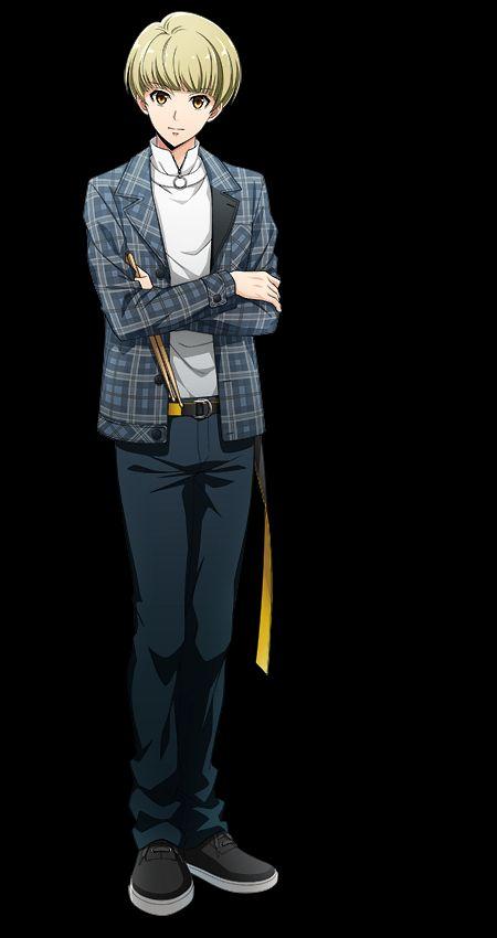 Shiroishi Banri - Argonavis from BanG Dream!