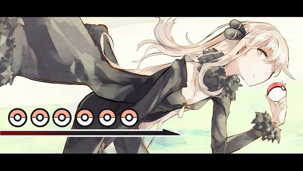 Tags: Anime, Ponkan Eight, Pokémon, Shirona (Pokémon), Facebook Cover