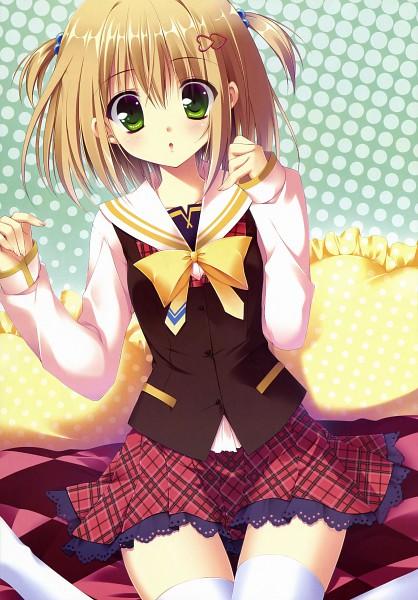 Tags: Anime, Sakura Hanpen, Dengeki Hime 2011-06, SuGirly Wish, Shirosaki Hina, Dengeki Hime