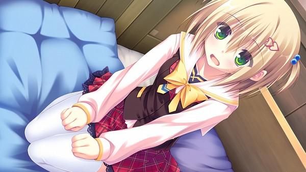Tags: Anime, Hooksoft, SuGirly Wish, Shirosaki Hina, Wallpaper, CG Art