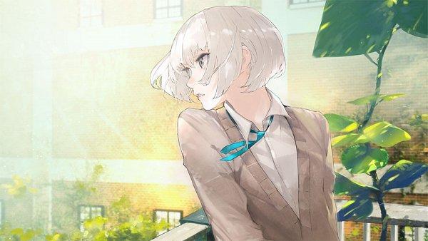 Tags: Anime, Ishida Sui, BROCCOLI, JACKJEANNE, Shirota Mitsuki, CG Art