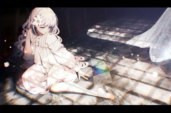 Tags: Anime, Shirotaka, Pixiv, Original, PNG Conversion
