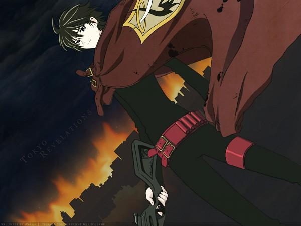 Tags: Anime, Tsubasa: TOKYO REVELATIONS, Shirou Kamui (TRC), Crossbow, Wallpaper