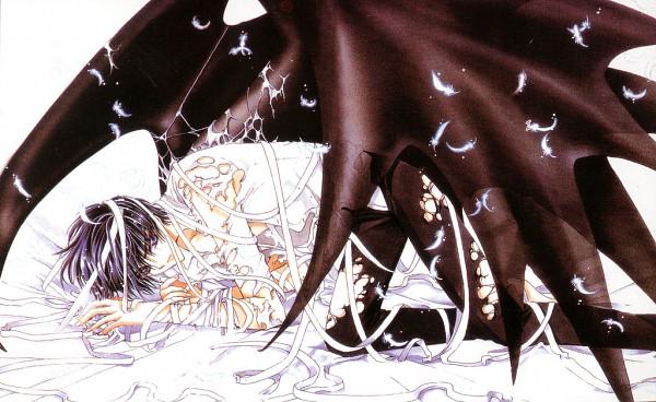 Tags: Anime, CLAMP, X, X Infinity, Shirou Kamui, Official Art