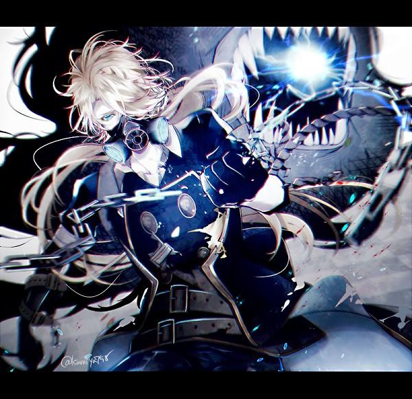 Tags: Anime, Pixiv Id 3997083, Touken Ranbu, Shishiou, PNG Conversion, Fanart
