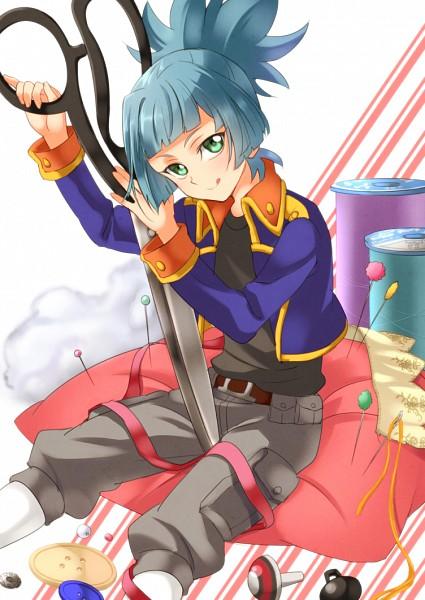 Tags: Anime, Pixiv Id 7233834, Yu-Gi-Oh!, Yu-Gi-Oh! ARC-V, Shiunin Sora, Pixiv, Fanart, Fanart From Pixiv, Sora Perse
