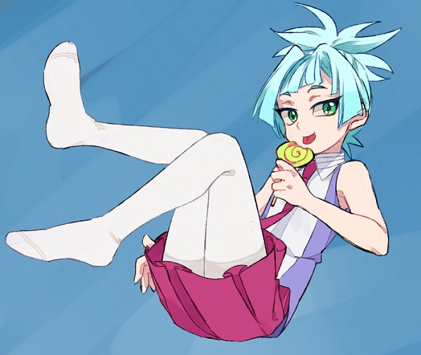 Tags: Anime, Pixiv Id 1159198, Yu-Gi-Oh!, Yu-Gi-Oh! ARC-V, Shiunin Sora, Hiiragi Yuzu (Cosplay), Pixiv, Fanart, Fanart From Pixiv, Sora Perse