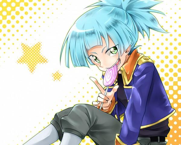 Tags: Anime, Shirokurobox, Yu-Gi-Oh!, Yu-Gi-Oh! ARC-V, Shiunin Sora, Fanart, Fanart From Pixiv, Pixiv, Wallpaper, Sora Perse