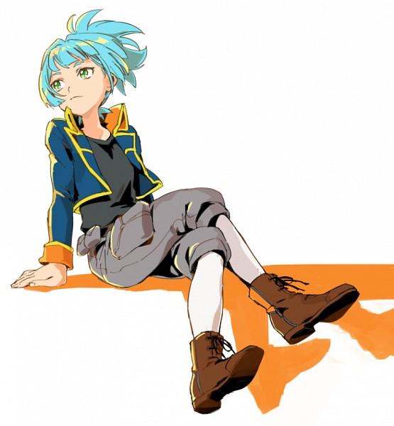 Tags: Anime, Asama, Yu-Gi-Oh!, Yu-Gi-Oh! ARC-V, Shiunin Sora, PNG Conversion, Fanart, Twitter, Sora Perse